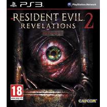 Resident Evil: Revelations 2 Ps3 Temporada Completa