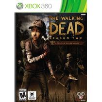 Jogo The Walking Dead: Season 2 - Xbox 360 Telltale