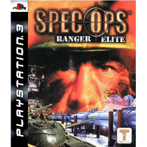 Spec Ops Ranger Elite Ps3 Psn Midia Digital Original