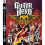 Guitar Hero Aerosmith Frete Grátis Jogo Ps3 Play 3 Sdgames