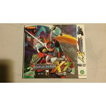 Rockman X7 Original Lacrado Megaman Pc Mega Man Anime Manga