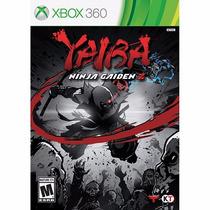 Yaiba Ninja Gaiden Z - Xbox 360 - Lacrado Original