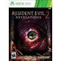 Resident Evil Revelations 2 Português Mídia Física Xbox 360