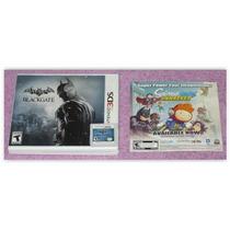 Jogo Nintendo 2ds/3ds/3dsxl - Batman Arkham Origins - Usa