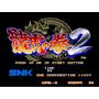 Simulador Da Máquina Neo Geo Art Of Fighting 2 (perfeito)