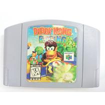 Cartucho Nintendo 64 - Diddy Kong Racing Americano Veja