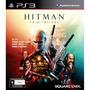 Hitman Hd Trilogy - 3 Jogos Em 1 - Ps3 - Novo -frete R$10,00