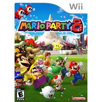 Mario Party 8 - Jogo Nintendo Wii Original