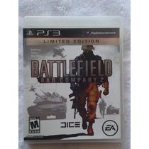 Battlefield Bad Company 2 Ps3 Midia Fisica Envio Imediato