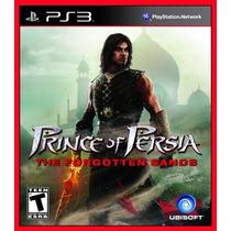 Prince Of Persia The Forgotten Sands Ps3 - Jogos Psn Digital
