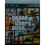 Gta V - Ps3 Grand Theft Auto V Para Playstation 3