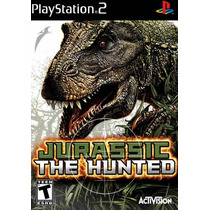 Patch Jurassic The Hunted Ps2 Frete Gratis