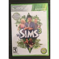 Jogo Xbox The Sims 3. Novo Lacrado