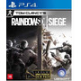 Tom Clancys Rainbow Six® Siege Ps4 Secundaria (codigo Psn )