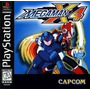 Mega Man X4 Patch Ps1 / Pc F.grátis