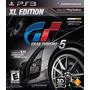 Ps3 - Gran Turismo 5 Xl Edition - Midia Fisica - Semi Novo