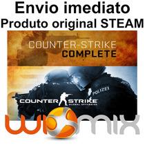 Cs:go + Condition Zero + Cs1.6 + Cs Source Steam Pc Original
