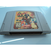 Blast Corps Original - Nintendo 64 - N64