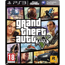 Gta V 5 - Legenda Em Portugues - Ps3 Psn Digital - Riosgames