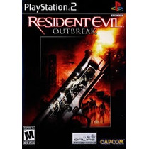 Resident Evil Outbreak Pes Ps2 Patch