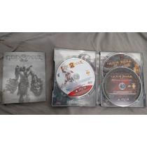 Ps3 - God Of War Omega Collection - 3 Discos Original