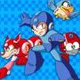 Ps3 Mega Man 9 E 10 A Pronta Entrega