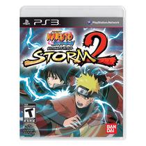 Playstation 3 - Naruto Shippuden: Ultimate Ninja Storm 2