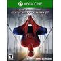 Spiderman Amazing 2 Spider Man Mídia Física Xbox One