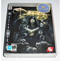 The Darkness | Ação | Tiro | Terror | Jogo Ps3 | Original