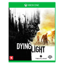 Dying Light - Seja Zumbi Edicao Limitada - Xbox One