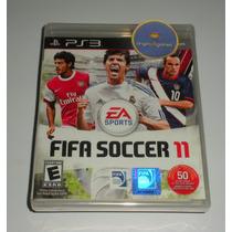 Fifa Soccer 11 Jogo Ps3 | Futebol | Produto Original