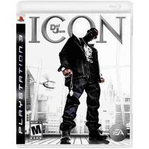 Def Jam: Icon - Jogo Ps3