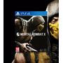 Mortal Kombat X 10 Ps4 Código Psn Mkx 10 Original 2 Secundár
