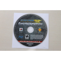 Socom Us Navy Seals Confrontation Original Ps3 Midia Fisica