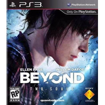 Beyond Two Souls Ps3 - Mídia Física