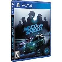 Need For Speed Ps4 Lançamento Licença Vip Original 1 Pt Br