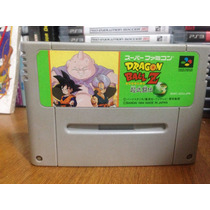 Dragon Ball Z Saga Majin Boo Snes Famicom Original
