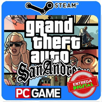 Grand Theft Auto San Andreas Pc Steam Cd-key Gta Sd Cj