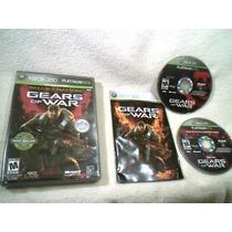 Game Original Xbox 360 ( Gears Of War - Platinum Hits )