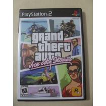 Grand Theft Auto Gta Vice City Stories Ps2 Original