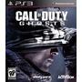 Call Of Duty Ghosts Ps3 Português Br- Frete Gratuito