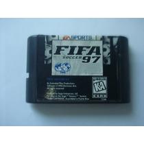 Jogo De Mega Drive Fifa Soccer 97