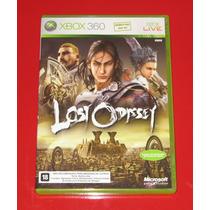 Black Friday Xbox 360 Lost Odyssey Em Estado De Novo