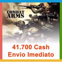 Combat Arms - Cartão 41.700 Cash - Envio Imediato