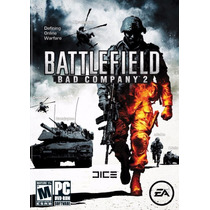 Batlefield Bad Company 2 Pc Original Lacrado