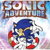 Sonic Adventure Jogos Ps3 Codigo Psn