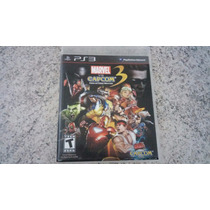 Marvel Vs Capcom Ps3