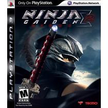 Ninja Gaiden Sigma 2 Ps3 - Usado / Original