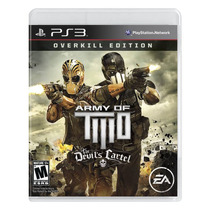 Playstation 3 - Army Of Two The Devil