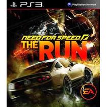 Need For Speed The Run Ps3 Original Lacrado P Entrega